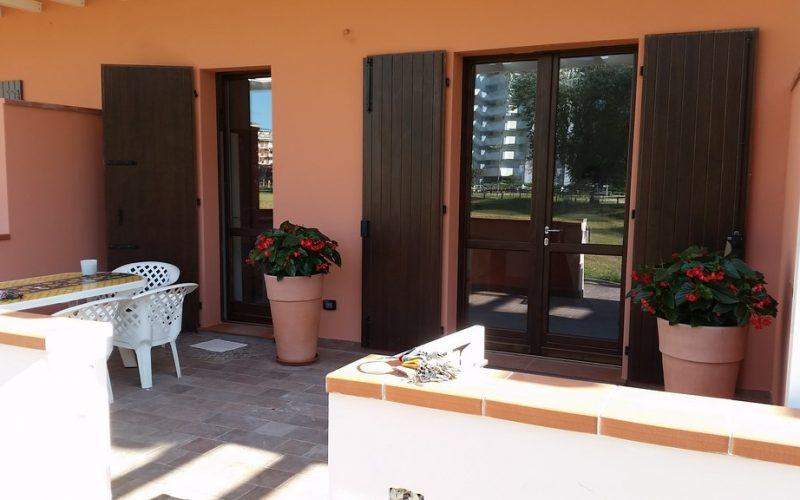 Appartamenti quadrilocali al piano terra di nuova costruzione A Eraclea Mare