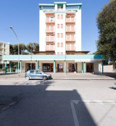 Appartamento bilocale al primo piano fronte mare a Lido degli Estensi