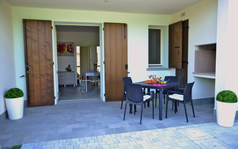 Villette in vendita trilocale al piano terra a pochi passi dal mare a Lido di Pomposa