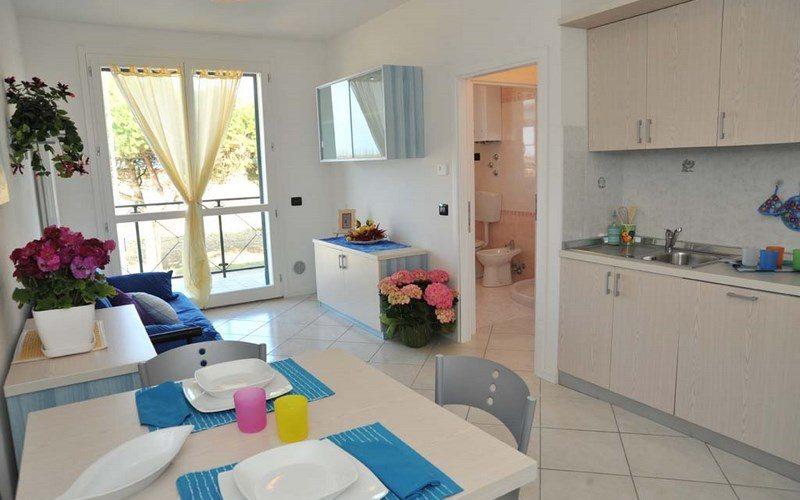 Appartamento in vendita al primo piano a pochi passi dal mare a Eraclea Mare